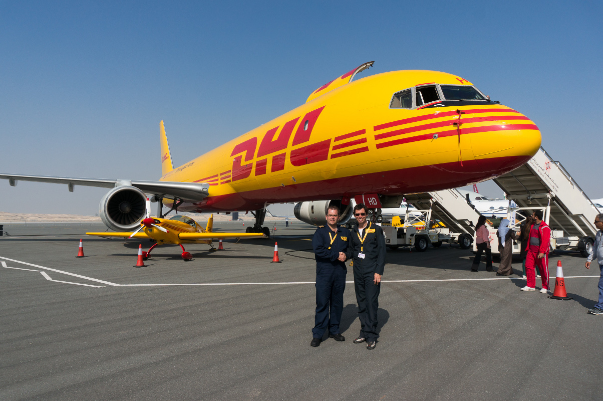 dhl experience Deutsche post dhl group (dpdhl) - the world's leading mail and logistics services group.